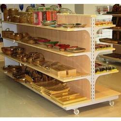 Bakery Craft Rack